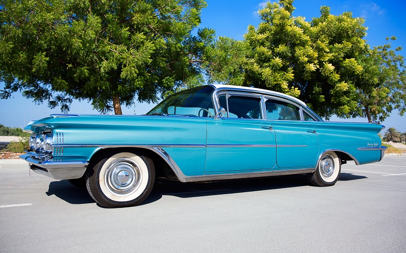 1959 Oldsmobile First Car Classic