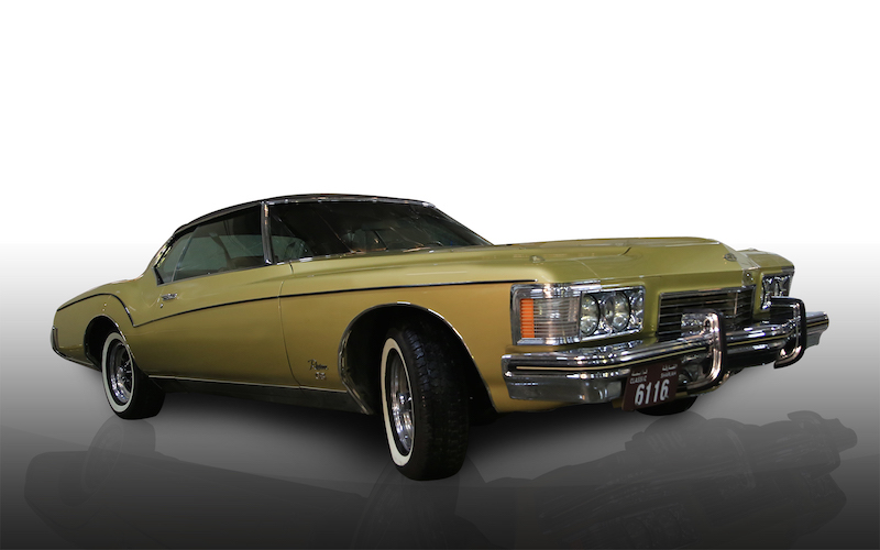 1973 Buick Riviera First Car Classic