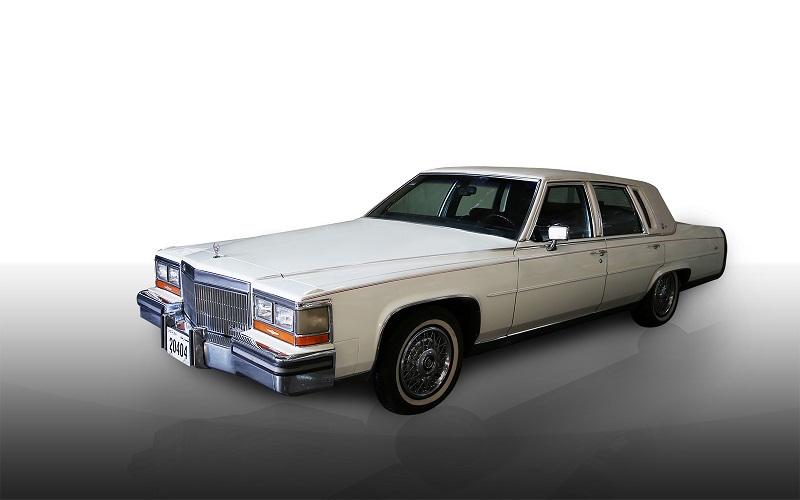 1989 Cadillac Brougham First Car Classic