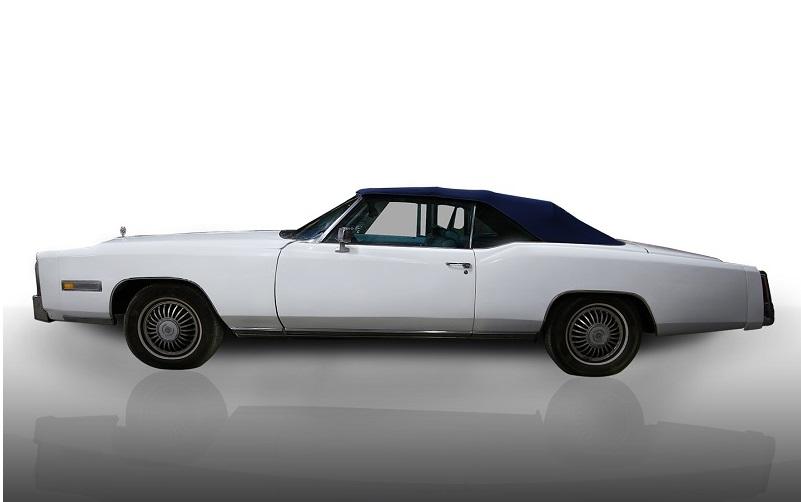 1976 cadillac eldorado first car classic. Black Bedroom Furniture Sets. Home Design Ideas