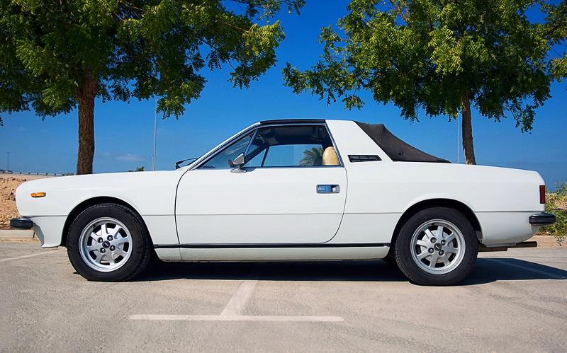 1978 Lancia Beta Spyder First Car Classic