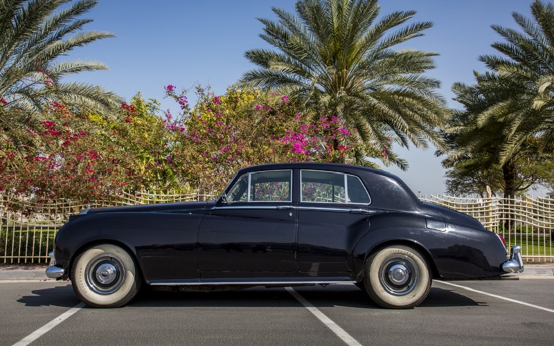 1962 Bentley S2 Continental First Car Classic