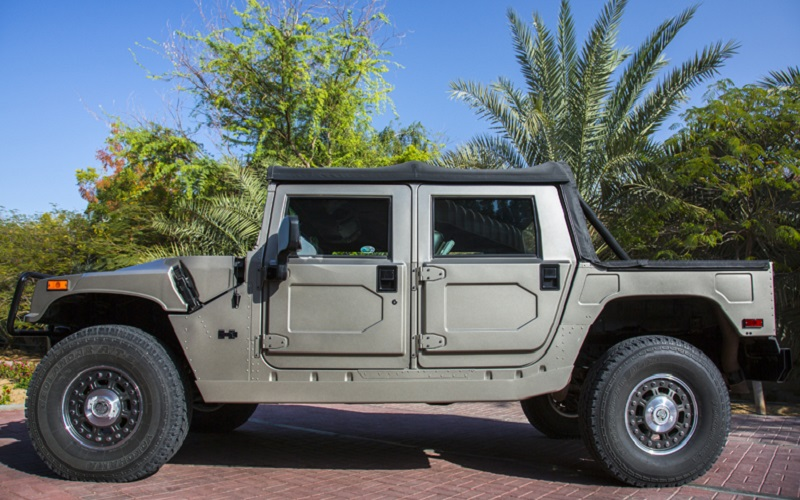 2006 Hummer H1 Alpha First Car Classic