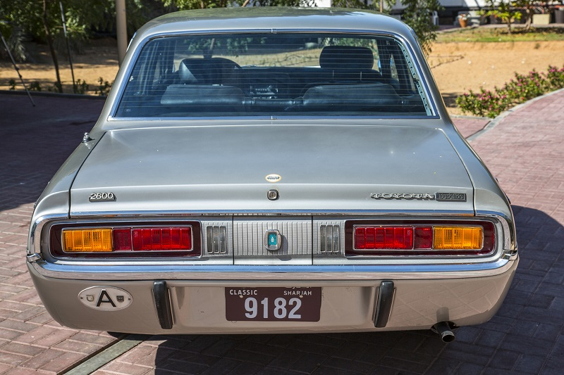1972 Toyota Crown First Car Classic