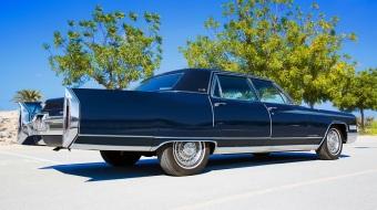 1966 Cadillac Brougham