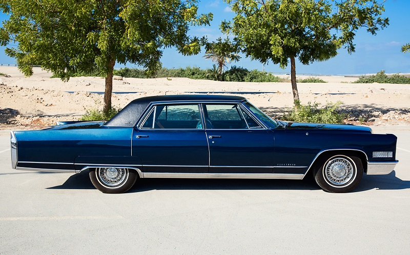 1966 Cadillac Brougham First Car Classic