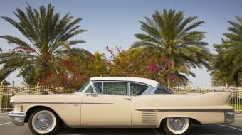 1958 Cadillac Coupe de Ville