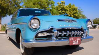 1955 DeSoto Sport