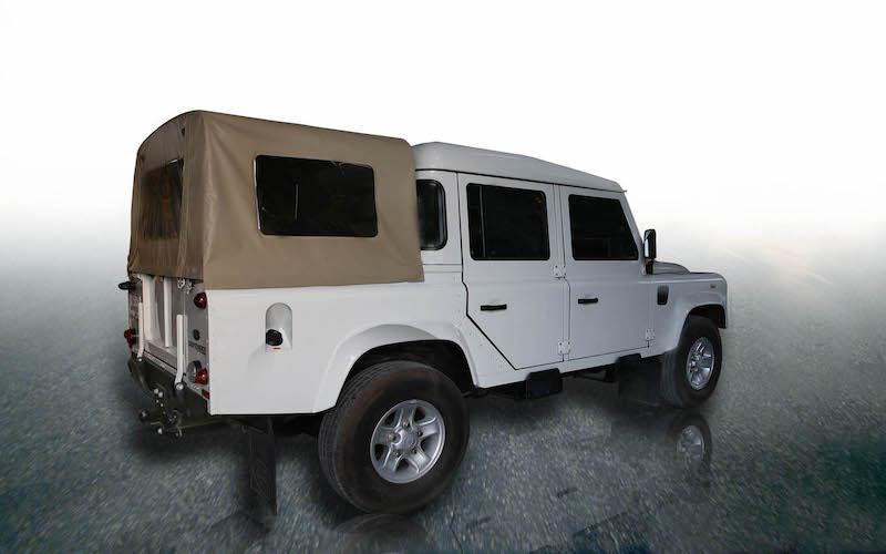 2009 land rover defender | first car classic