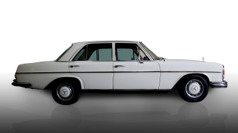 1972 Mercedes 280S