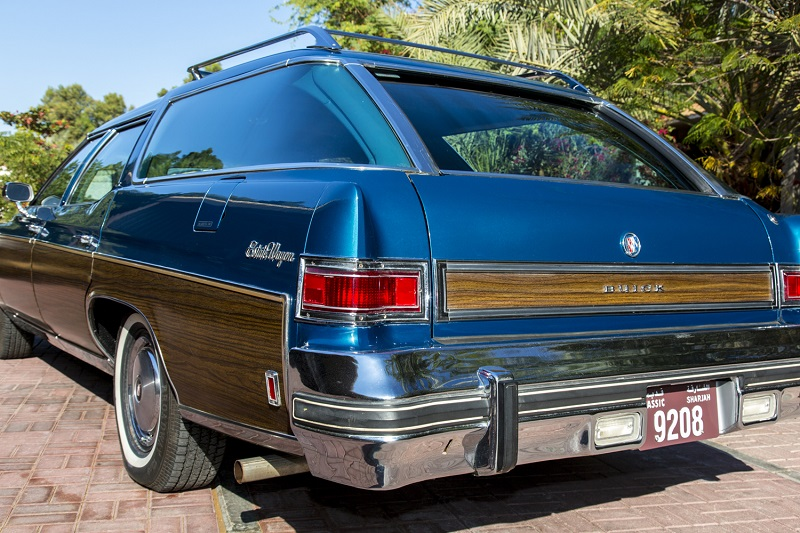 1976 Buick Estate Wagon | First Car Classic