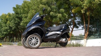 2008 Vespa MP3 250ie
