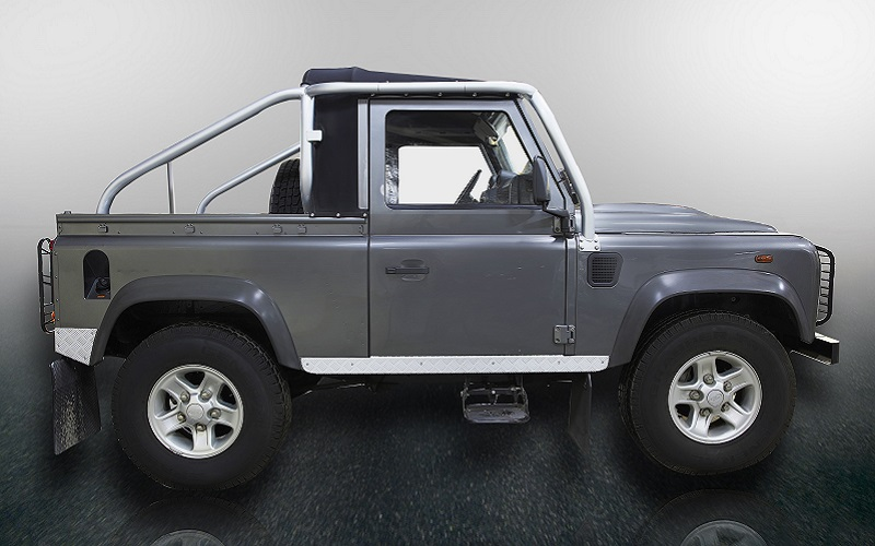 2009 land rover soft top | first car classic