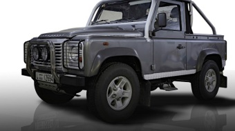 2009 Land Rover Soft Top
