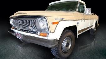 1973 Jeep J-4000
