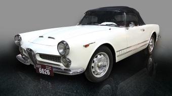1960 Alfa Romeo Spider