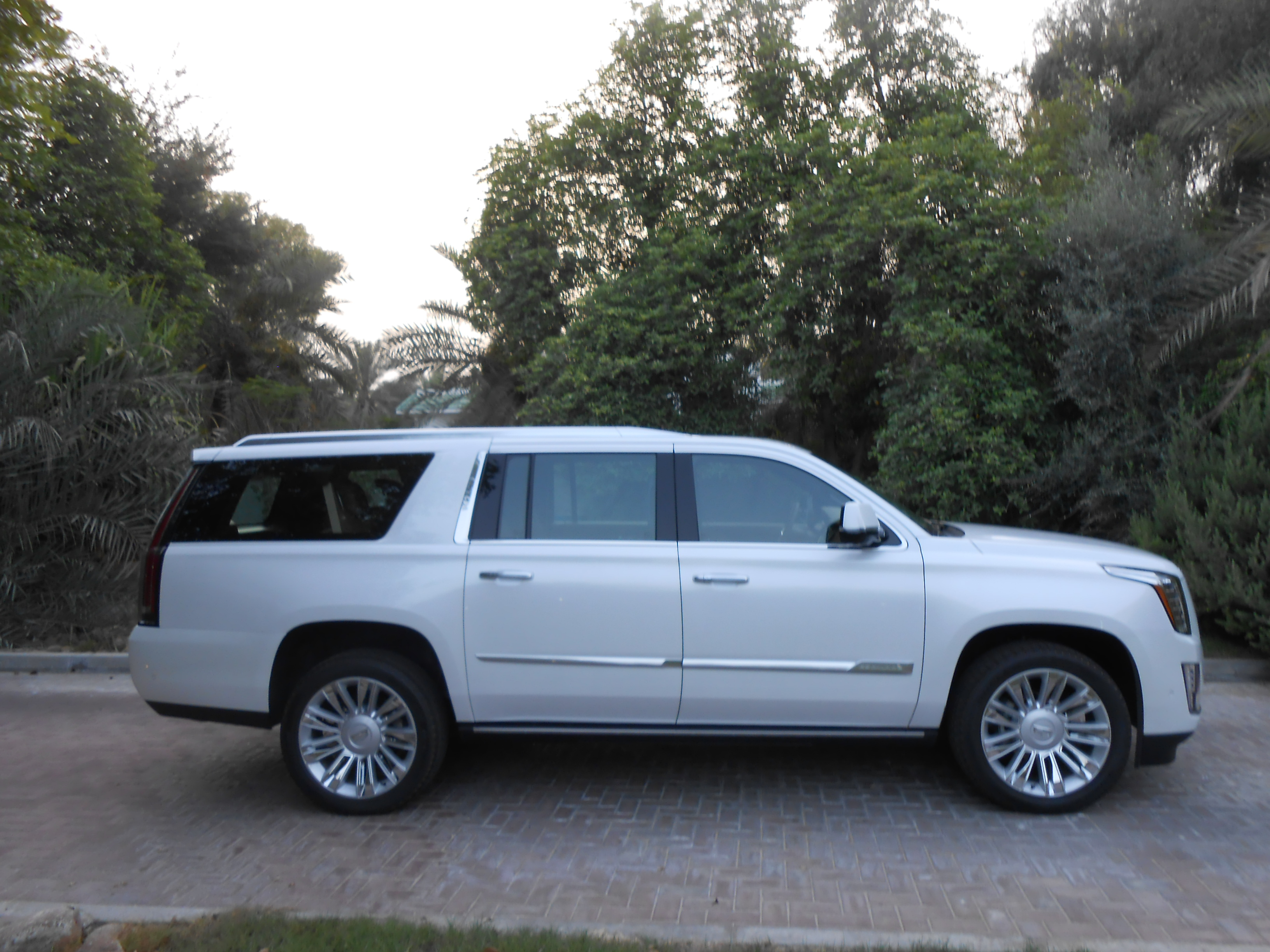 Cadillac Escalade Esv Platinum 2017