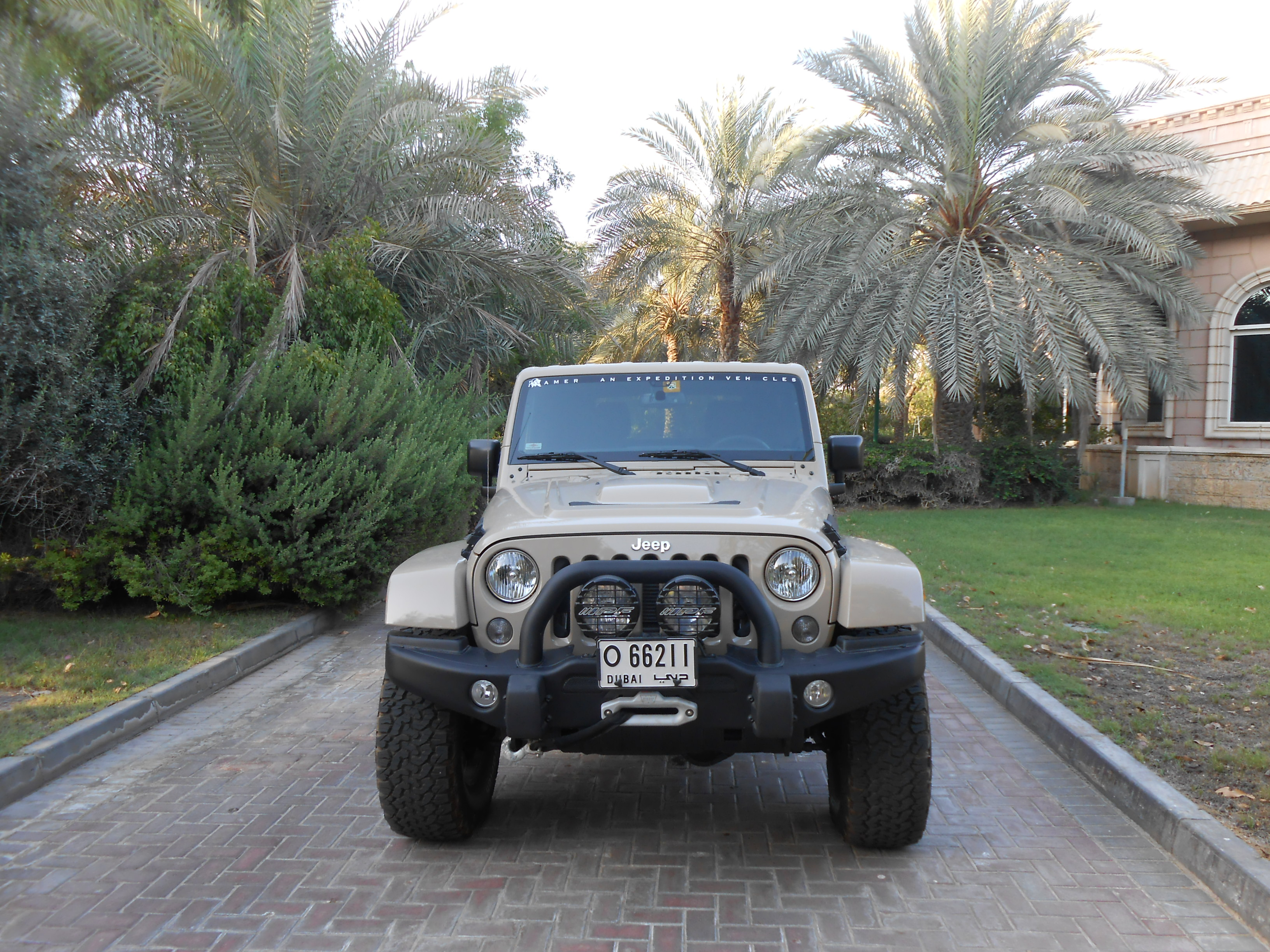 Jeep Wrangler 2016 Brute Double Cab First Car Classic